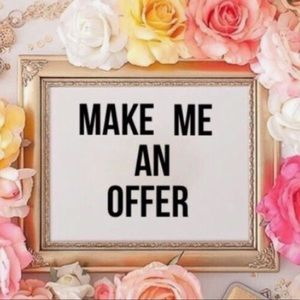 Other - 🌸Make me an Offer!🌸